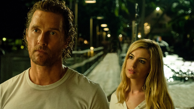 Matthew McConaughey, Anne Hathaway Seek the Truth in Mysterious New <i>Serenity</i> Trailer
