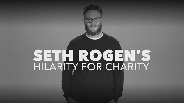 Seth Rogen's Charity Comedy Special Comes to Netflix in April