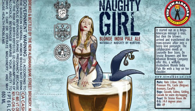 Walking the Line: Sexuality in Craft Beer