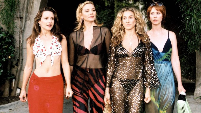 Can <i>Sex and the City</i> Soar Sans Samantha and Address Its White Feminism?