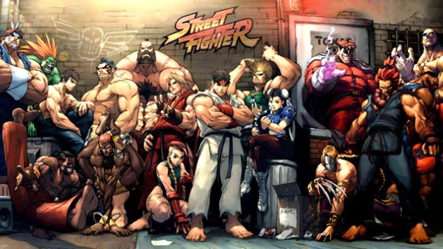 Ranking Every <i>Street Fighter</i> Character Part 1