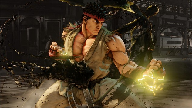 Ranking the <i>Street Fighter</i> Games