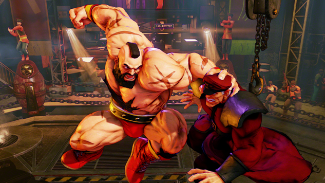 Ranking the <i>Street Fighter V</i> Characters From the Easiest to Beat to the Hardest