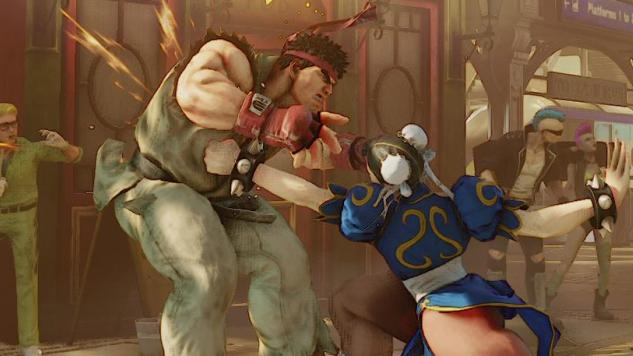 <i>Street Fighter V</i> Takes Center Stage at EVO, the Premier Fighting Game Tournament