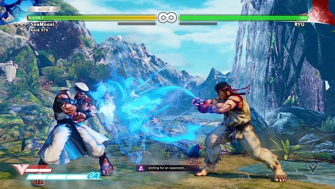 <i>Street Fighter V</i> Review: Fighting Game Communion