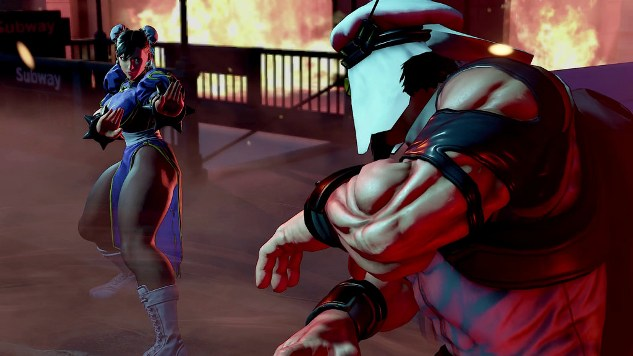 <i>Street Fighter V</i> Now Has a Story Mode, But Does It Really Need It?