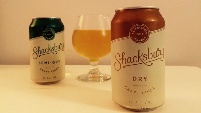 Shacksbury Dry Cider Review