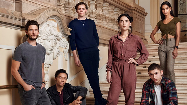 Netflix's <i>Shadow and Bone</i> Series Adaptation Takes Shape with Cast Set, Production Underway