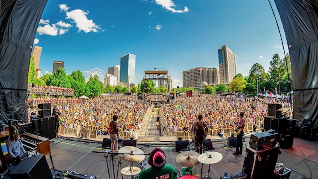 Best Spring Music Festivals for Drinkers