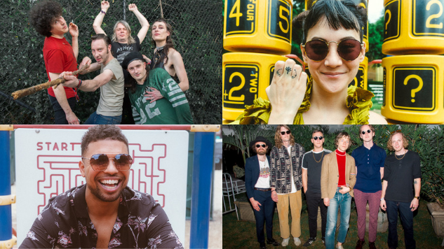 Shaky Knees 2019 Portraits: Cage the Elephant, Japanese Breakfast, Foxing and more