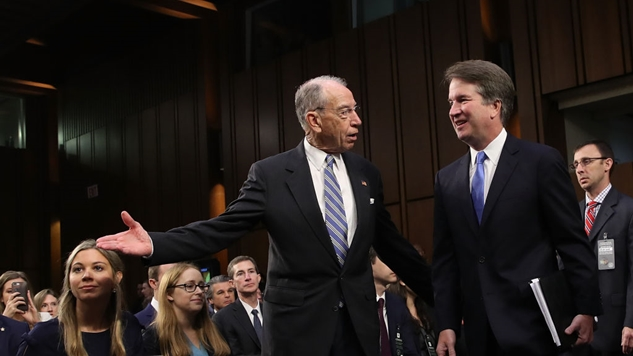 The FBI's Kavanaugh Investigation Is the Sham We All Knew It Would Be
