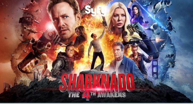 <i>Sharknado 4</i> Review