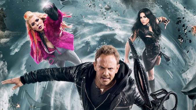 Even Terrible Things Must Pass: <i>Sharknado 6</i> Will be the Final Sharknado