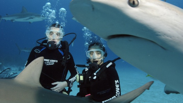 <i>de</i>Generation X: Swimming with Sharks off Sipadan Island