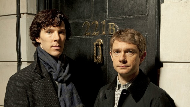 Image result for sherlock and watson