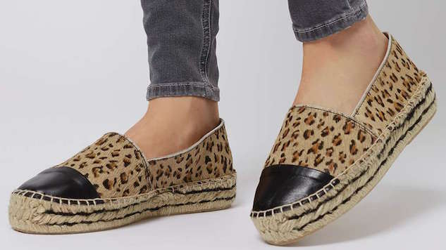 Espadrilles for Chill Summer Looks
