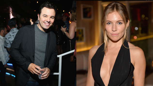 Seth MacFarlane, Sienna Miller, Others Join Showtime's Roger Ailes Limited Series