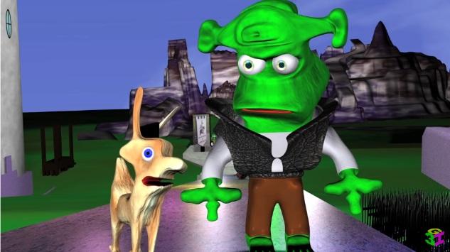 The <i>Shrek Retold</i> Trailer is Like a Dreamworks Acid Trip