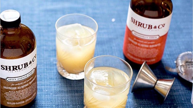 Shrub 101: The Historic Cocktail Mixer Is Reborn