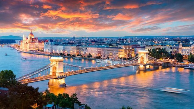 Checklist Budapest: From Baths to Brews to Buda