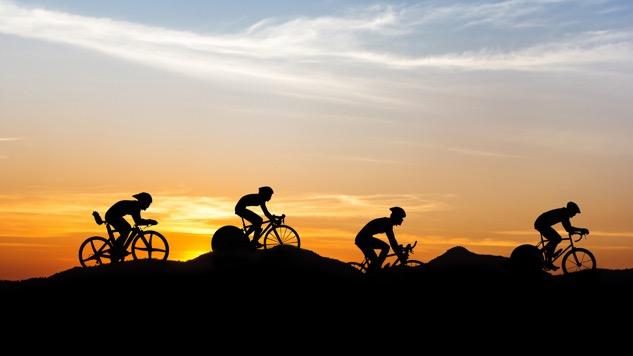 Cycling Trentino, Italy