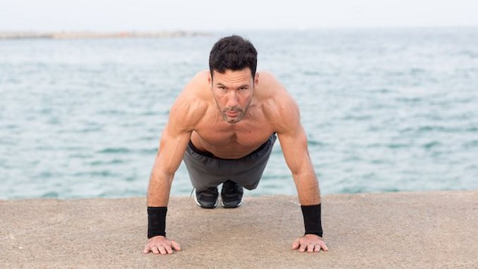 Bodies in Balance: Daniel Sobhani of Freeletics Shares Your On-the-Go Summer Workout Plan