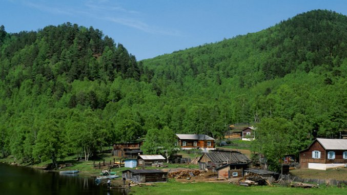 Russia's Giving Away Free Land in Siberia