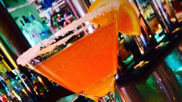 Screw the Cosmo; Order a Sidecar Instead