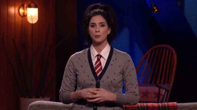 Sarah Silverman breaks silence on longtime friend Louis CK after masturbation accusations