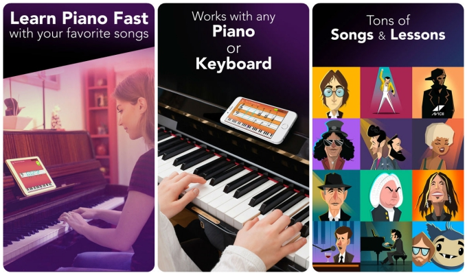 Learn a New Musical Instrument with These 10 Great Apps :: Tech