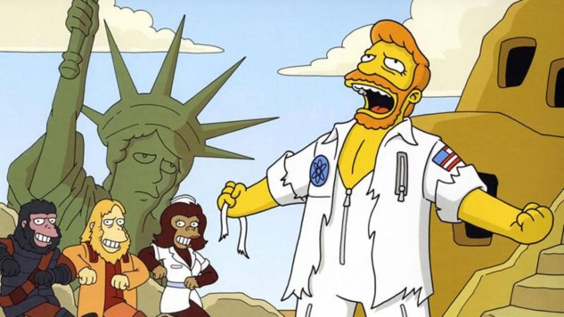 Simpsons Christmas Boogie.The 40 Best Songs In The Simpsons History Paste