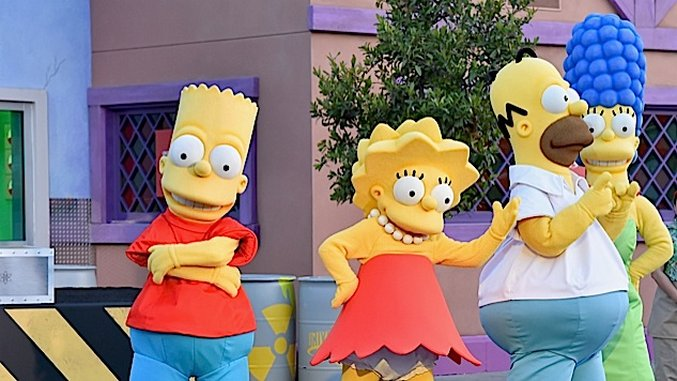 <i>The Simpsons</i> Fired the Guy Who Scored the Show for 27 Years