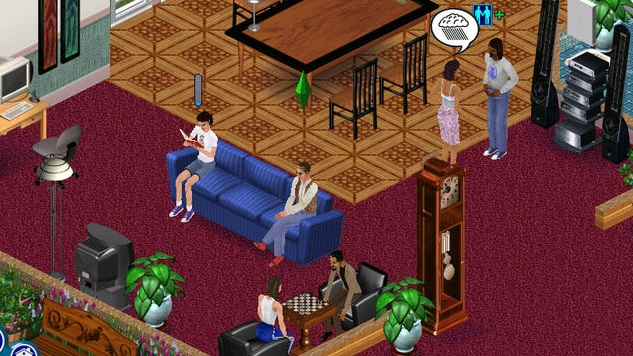 Dreaming of The Sims and a Life That Could Be