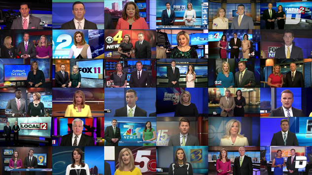 Sinclair Employees Filmed That Dystopian Trump Propaganda Because They Literally Can't Afford to Quit
