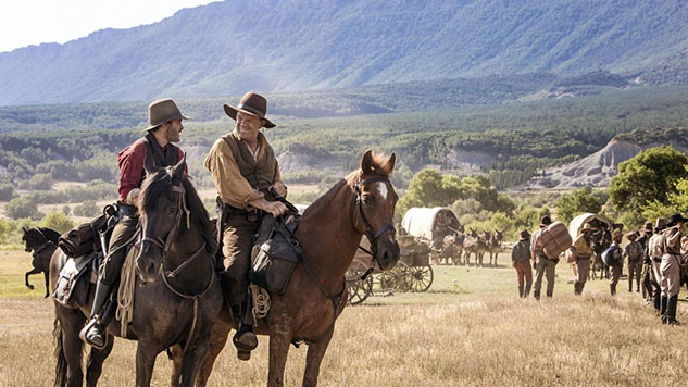 <i>The Sisters Brothers</i>