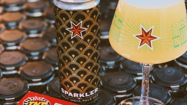 Sixpoint Brewery Sparkler Brut IPA Review