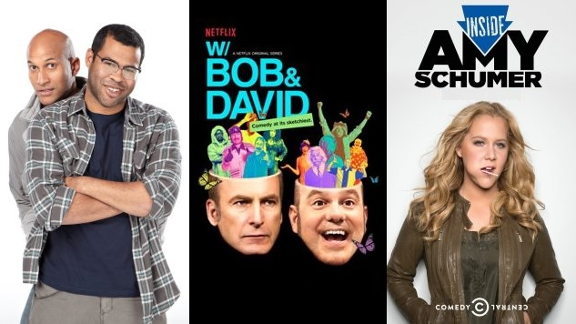 The Best Sketch Comedy Shows of 2015
