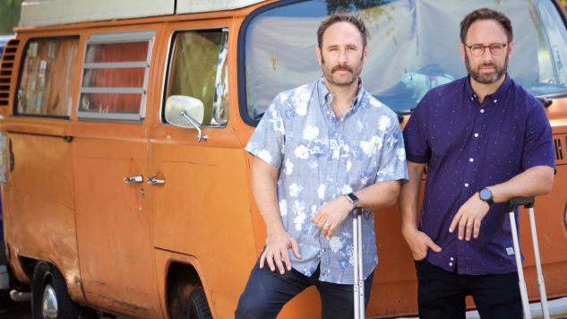 Listen to an Exclusive Preview of the New Sklar Brothers Album