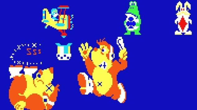 Nintendo's <i>Sky Skipper</i> Proves You Can't Force Nostalgia