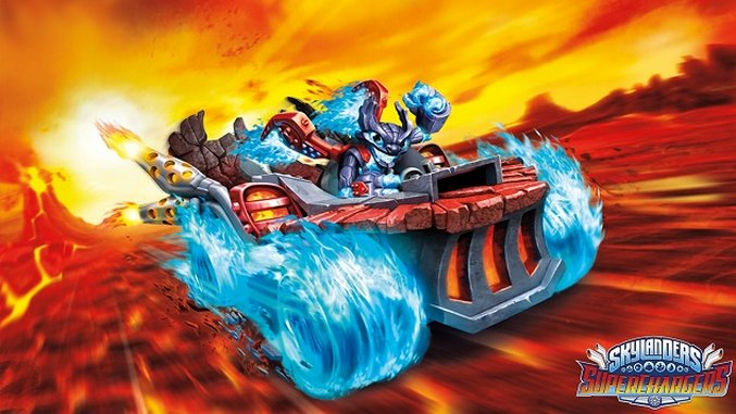 <i>Skylanders: Superchargers</i> Review: On the Road Again