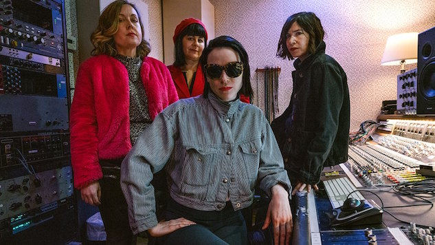 Sleater-Kinney Announce New Album Produced by St. Vincent