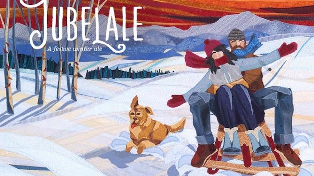 Get Nostalgic with These Sledding-Themed Beers