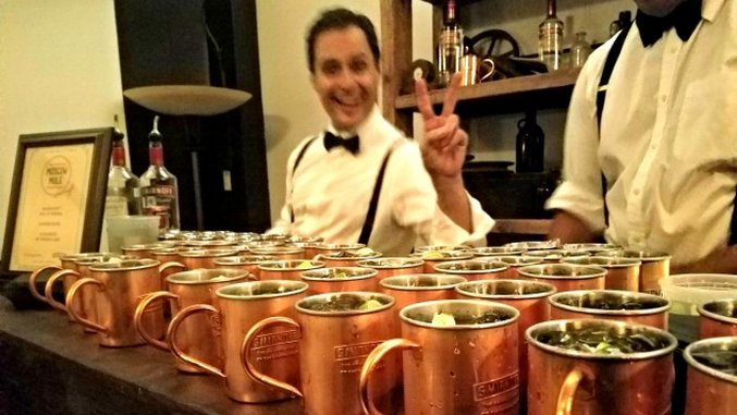 Celebrating 75 Years of the Moscow Mule