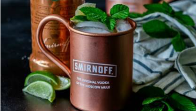 Check Out Smirnoff's New Moscow Mule Flavor