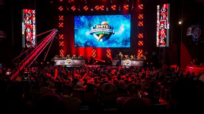 Inside the <i>Smite</i> World Championships
