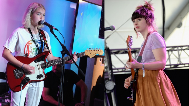 "See Snail Mail and Waxahatchee Cover Sheryl Crow's ""Strong Enough"""