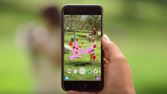Say Hello to Snapchat's World Lenses, 3D Filters For Your Stories