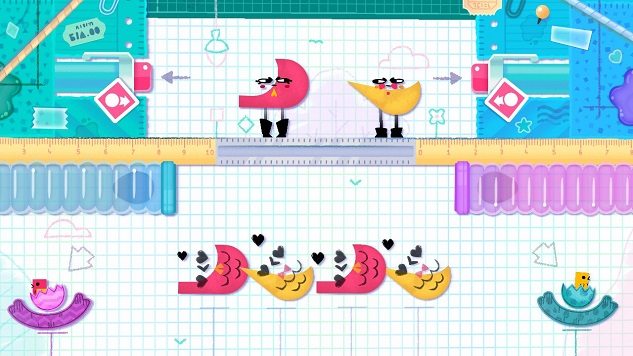 Nintendo's Wii U-Era DLC Plan Bears Fruit with <i>Snipperclips Plus</i>