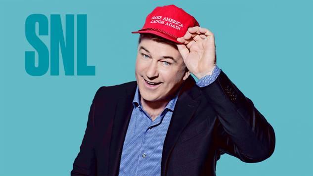 "<i>Saturday Night Live</i> Review: ""Alec Baldwin/Ed Sheeran"""
