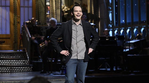 Bill Hader Brings Some Life Back to <i>Saturday Night Live</i>